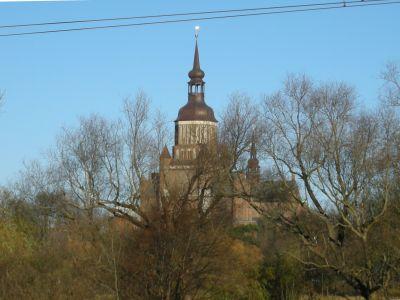 Marienkirche. Foto: Jarek Malicki.