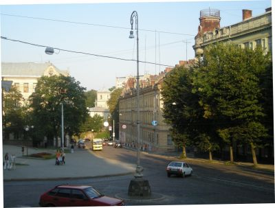 I Lviv.