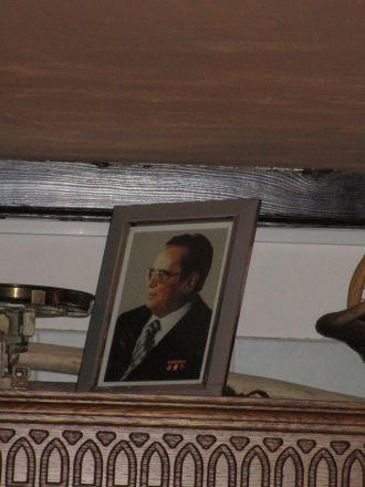 Tito i Piran - hotellreceptionen.