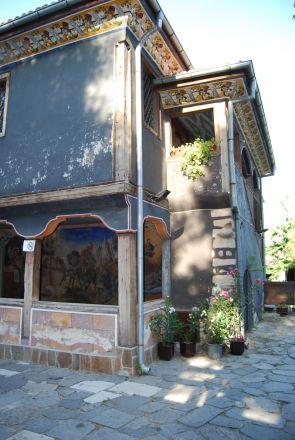 En kyrka i Plovdiv.