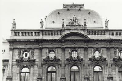 Łódż, Poznańskis palats. Foto: Ulf Irheden.