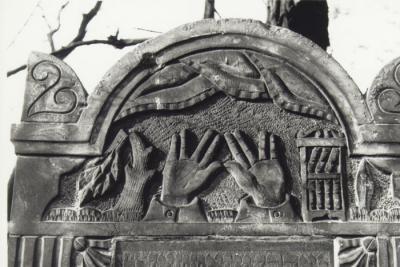 Łódż, Judiska begravningsplatsen. Foto: Ulf Irheden.