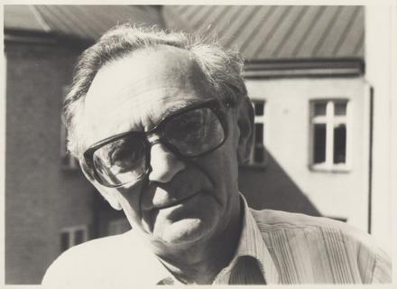 Martin Keil, 1985. Foto: Ulf Irheden.