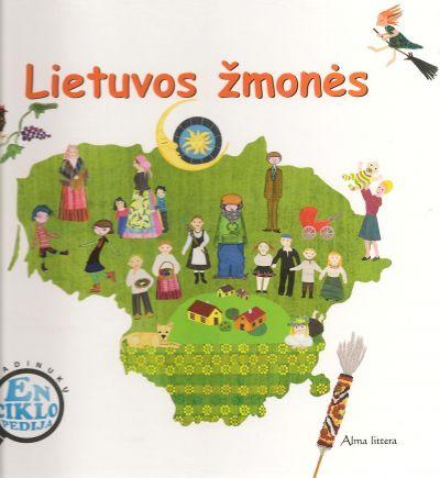 Lietuvos žmonės(Alma littera, 2008)