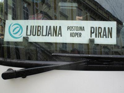 Farväl, Ljubljana!
