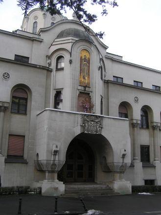 Serbisk-ortodoxa kyrkans patriarkat.